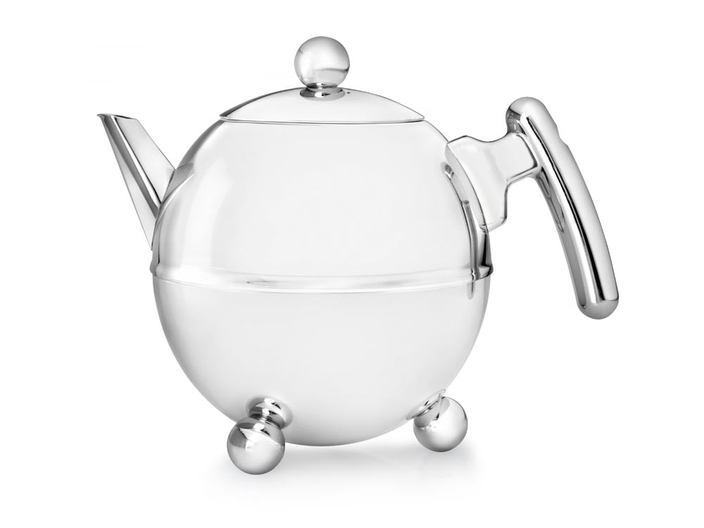 51 fl oz Teapot Chromium Fittings/SS BELLA RONDE