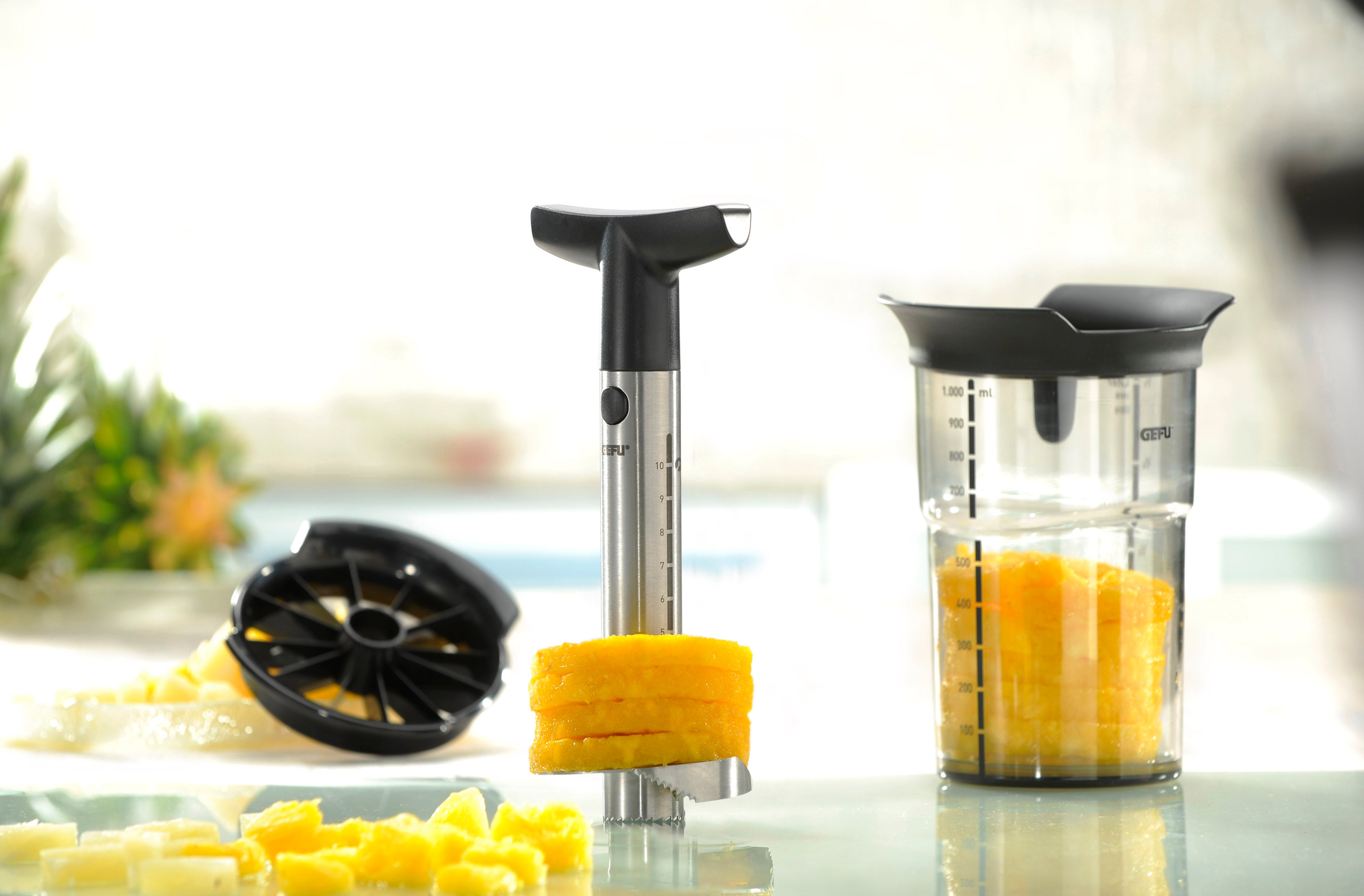 Pineapplie Slicer Plus With Container - PROFESSIONAL PLUS