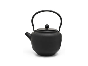 44 fl oz. Teapot Pucheng Cast Iron Black