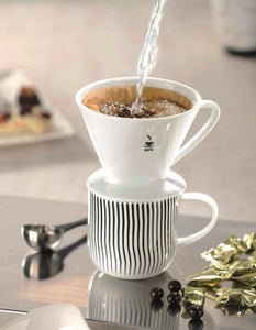 Coffee filter porcelaine SANDRO, size 2  16030