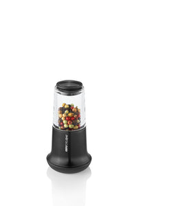 Salt or Pepper MIll X-PLOSION Size S, Black