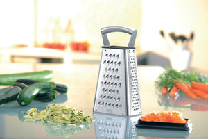 Four-Way Grater Laser Cut 10760