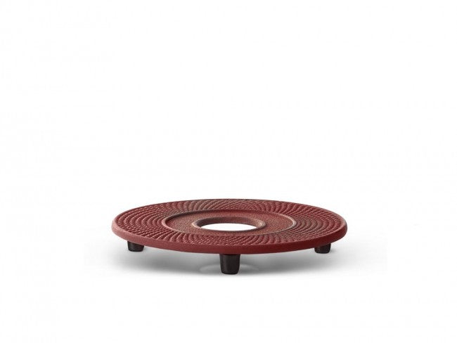 Coaster Cast Iron Red XILIN