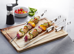 BBQ Skewer with Slicer 5 Piece Set 89260