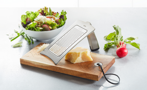 GEFU Gourmet Grater and Serving Tray Set 89444