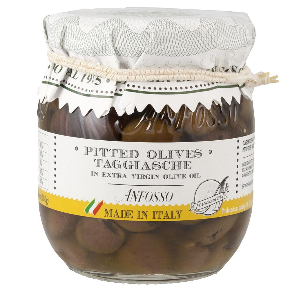 Anfosso Taggiasca Olives