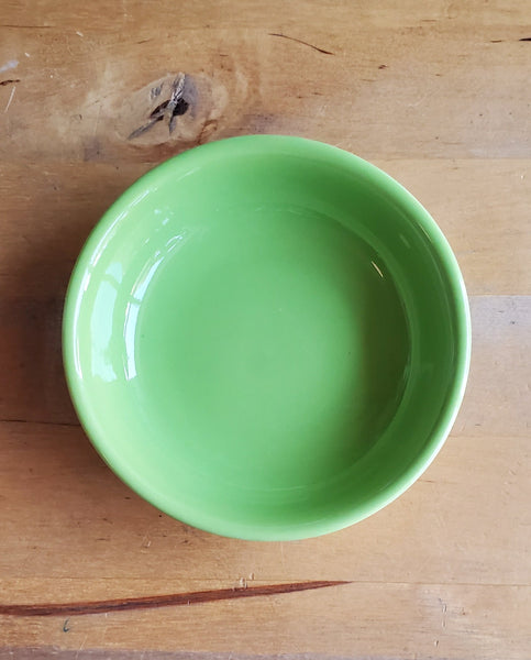 Small Round Bowl Light Green
