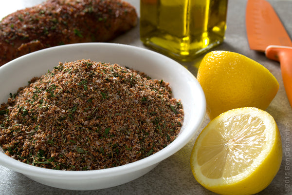 Chipotle Lemon Pepper Dipping Blend