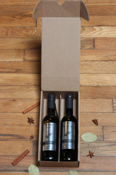 *Gift Box - (2) 375mL regular size bottles