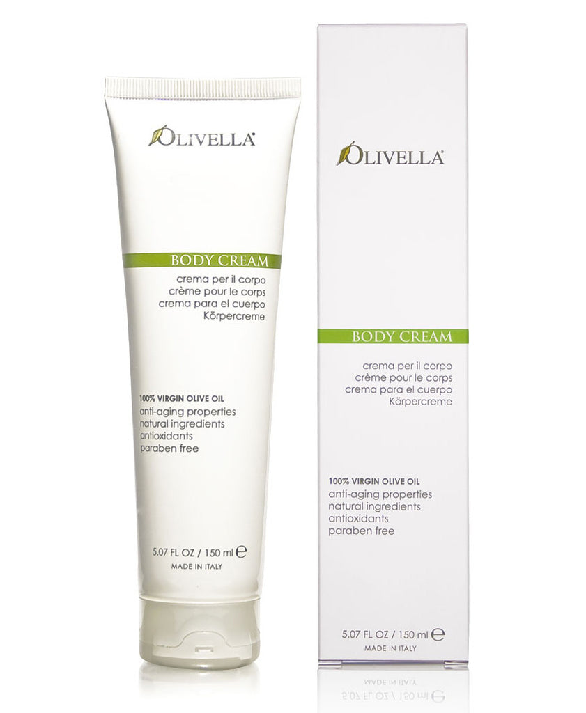 Olivella Body Cream