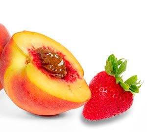 Strawberry Peach White Balsamic 375mL