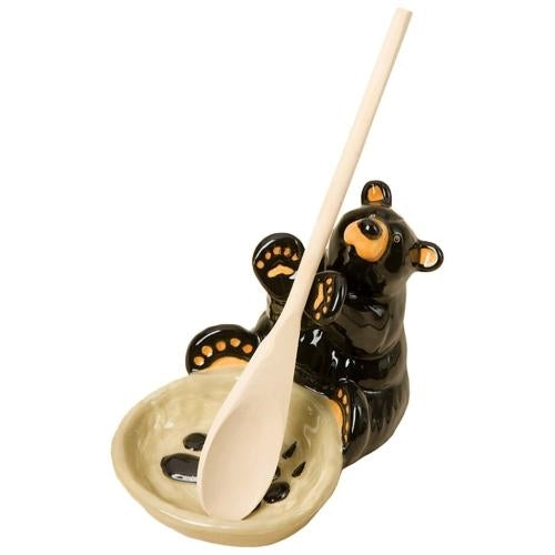 Bear Spoon Holder by Bearfoots