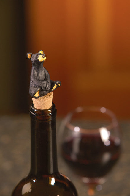 Bearfoot Wine Stopper