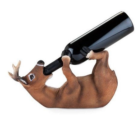 Drunken Deer Bottle Holder