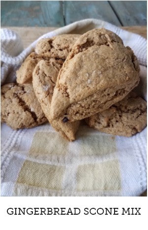 Gingerbread Scone Baking Mix