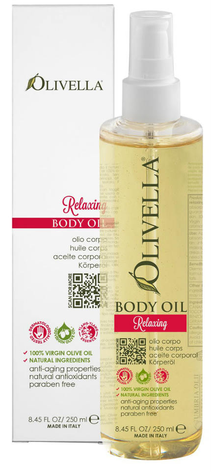 Olivella Relaxing Body Oil