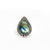 Labradorite Crowned Drop Ring