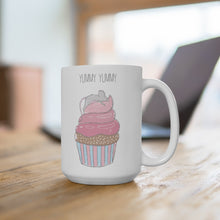 Load image into Gallery viewer, Yummy Cupcake Ceramic Mug