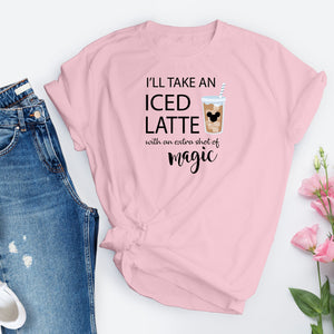 Magic Latte Unisex Jersey Short Sleeve Tee