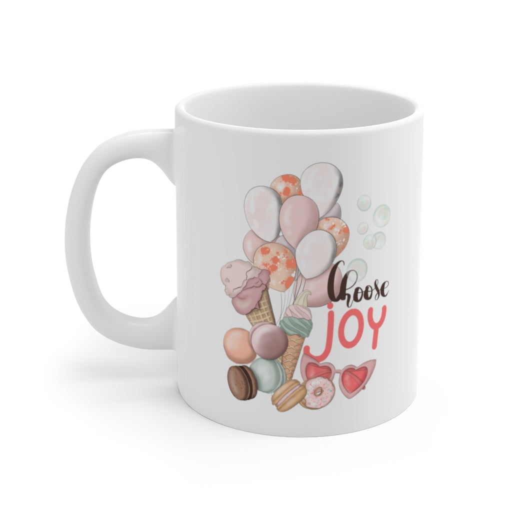 Choose JOY Ceramic Mug
