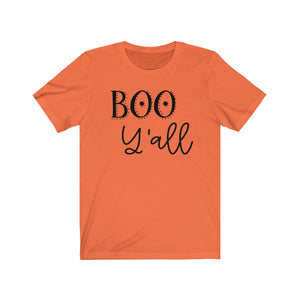 BOO Y'all! Funny Fall Tee
