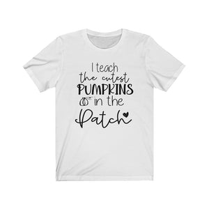 Cute Fall Teacher Tee