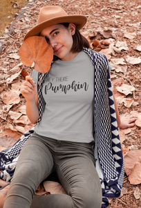 Cozy Fall Pumpkin Tee