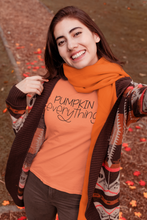 Load image into Gallery viewer, Pumpkin EVERYTHING Fun Fall Shirt