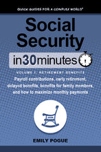 Load image into Gallery viewer, Social Security In 30 Minutes, Volume 1: Retirement Benefits