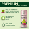 GENTLY SPARKLING RHUBARB & APPLE PRESSÉ 250ml