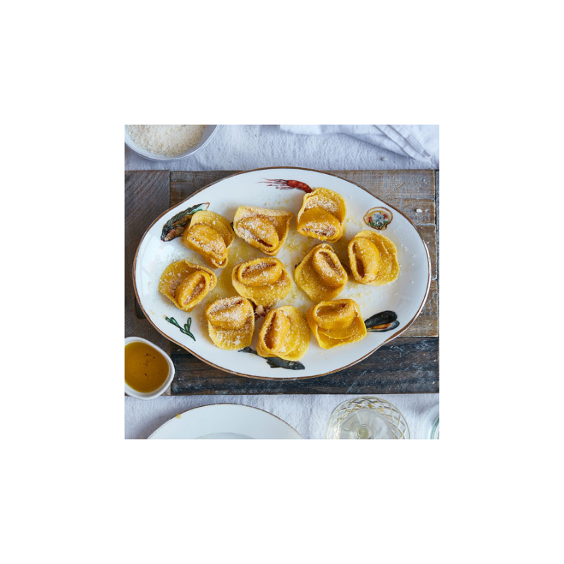 Tortelloni Loch Fyne® Hot Smoked Salmon