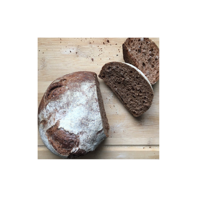 SINGLE WINTER SPICE SOURDOUGH LOAF- GLUTEN FREE, AVAILABLE BETWEEN OCTOBER AND MARCH