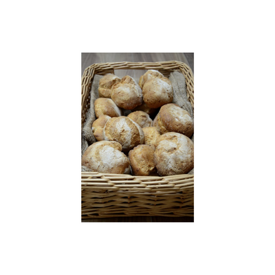 4 x SUPER SOURDOUGH ROLLS - GLUTEN FREE