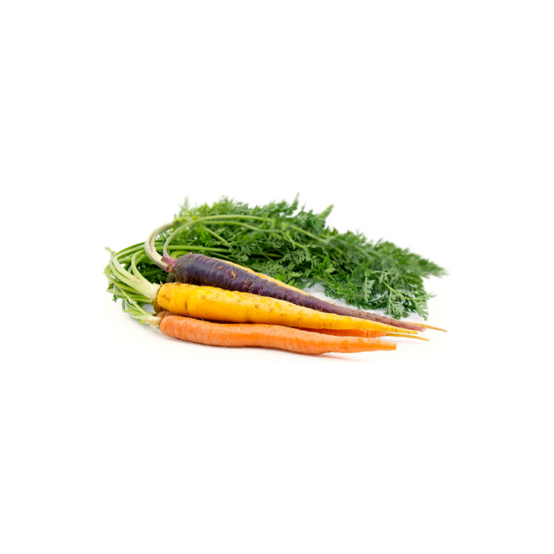 Bunched Mixed French Carrots