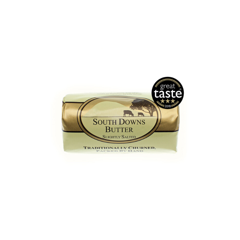 South Downs Slightly Salted Butter 200g