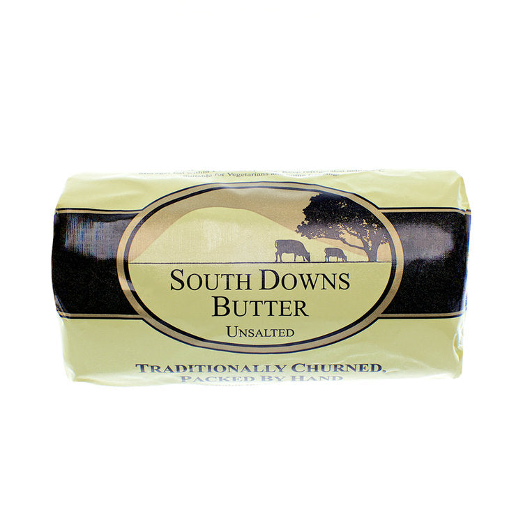 South Downs Unsalted Butter 200g