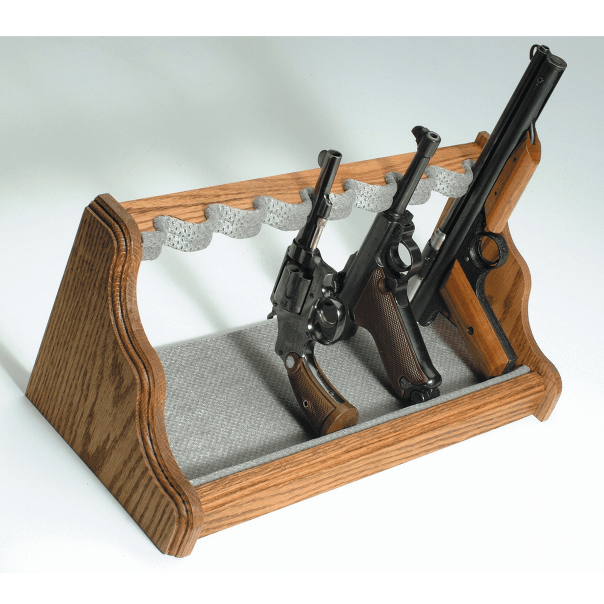 Accessory - Storage - Oak Pistol Rack