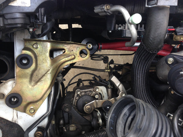 Damond Motorsports Mazdaspeed6 Stage 1 Location 2 Oil Catch Can Kit Install Guide
