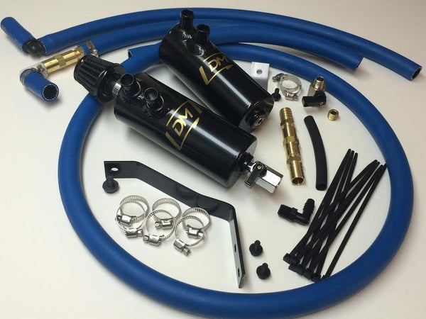 Mazdaspeed6 Oil Catch Can Kit Stage 3