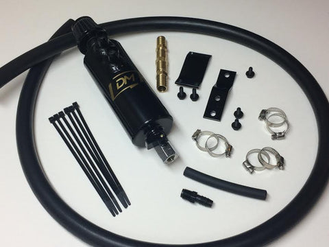 Mazdaspeed3 Oil Catch Can Kit Stage 2