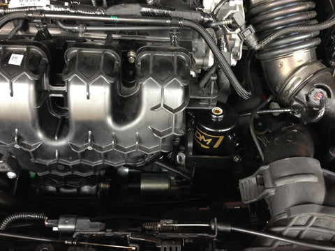 Focus ST Oil Catch Can kit Stage 1