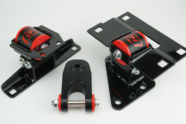 Mazdaspeed3 Full Motor Mount Set