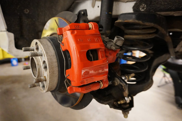 Focus ST Brake Caliper Bushings