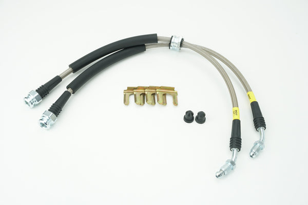 Mazdaspeed3 StopTech Stainless Brake Lines