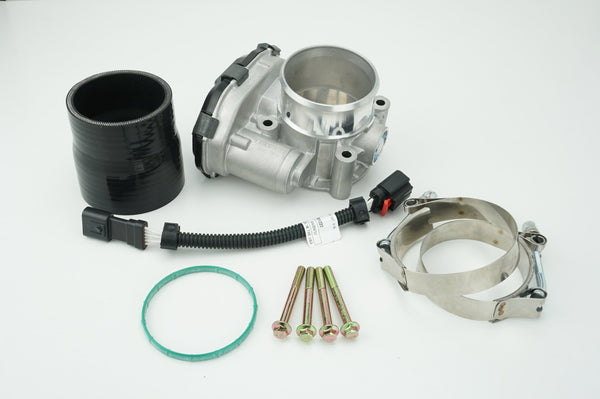 Focus RS Big Throttle Body Kit