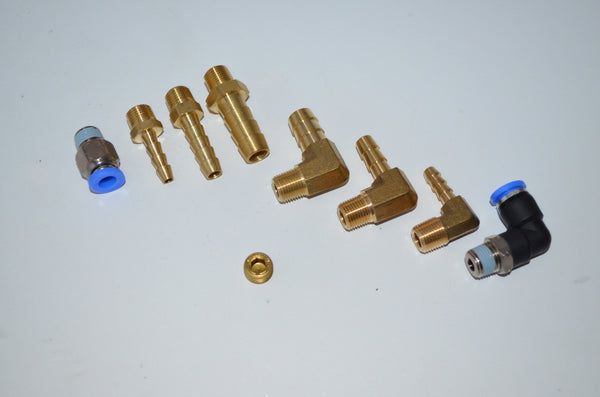 Vacuum Block Fittings