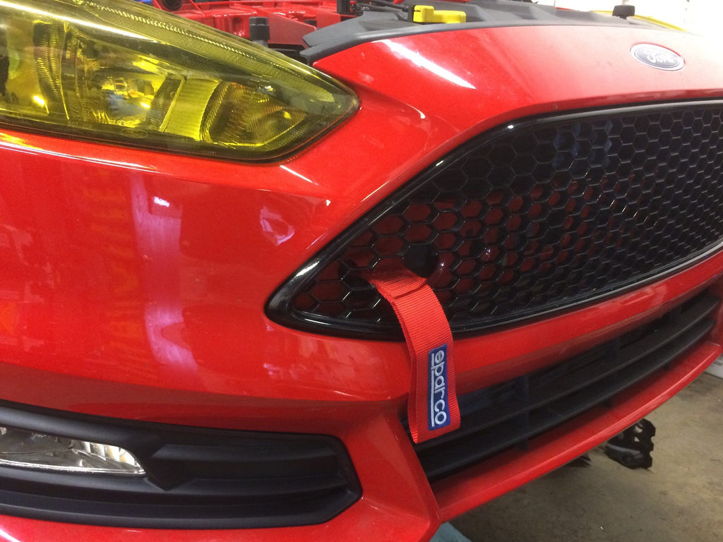 Focus St Towing >> Focus St Front Tow Strap
