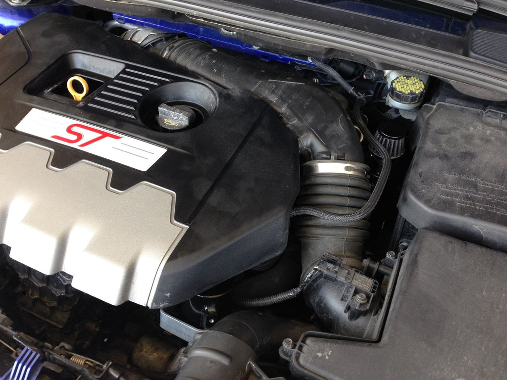 Focus ST Dual Oil Catch Can kit Stage 3 | Damond Motorsports