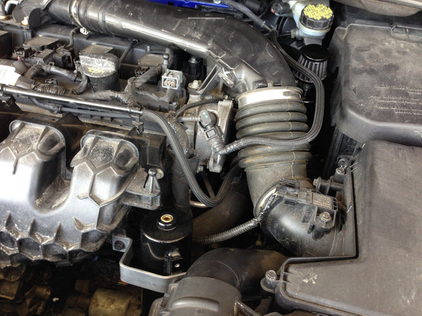 Focus ST Dual Oil Catch Can kit Stage 3