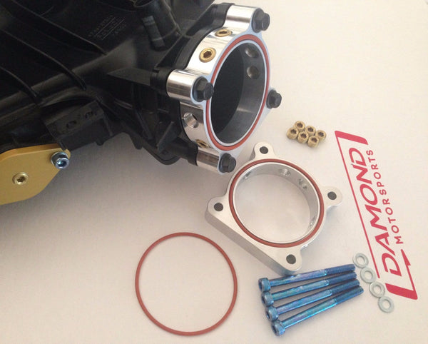 Focus RS Throttle Body Spacer